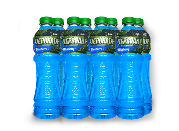 DEPORADE BLUEBERRY PET NO RETORNABLE 625 ML 8