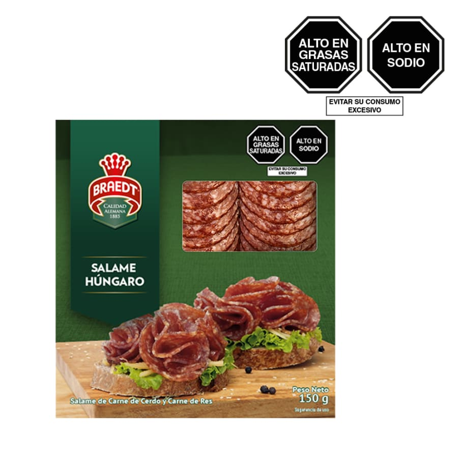 Salame Húngaro