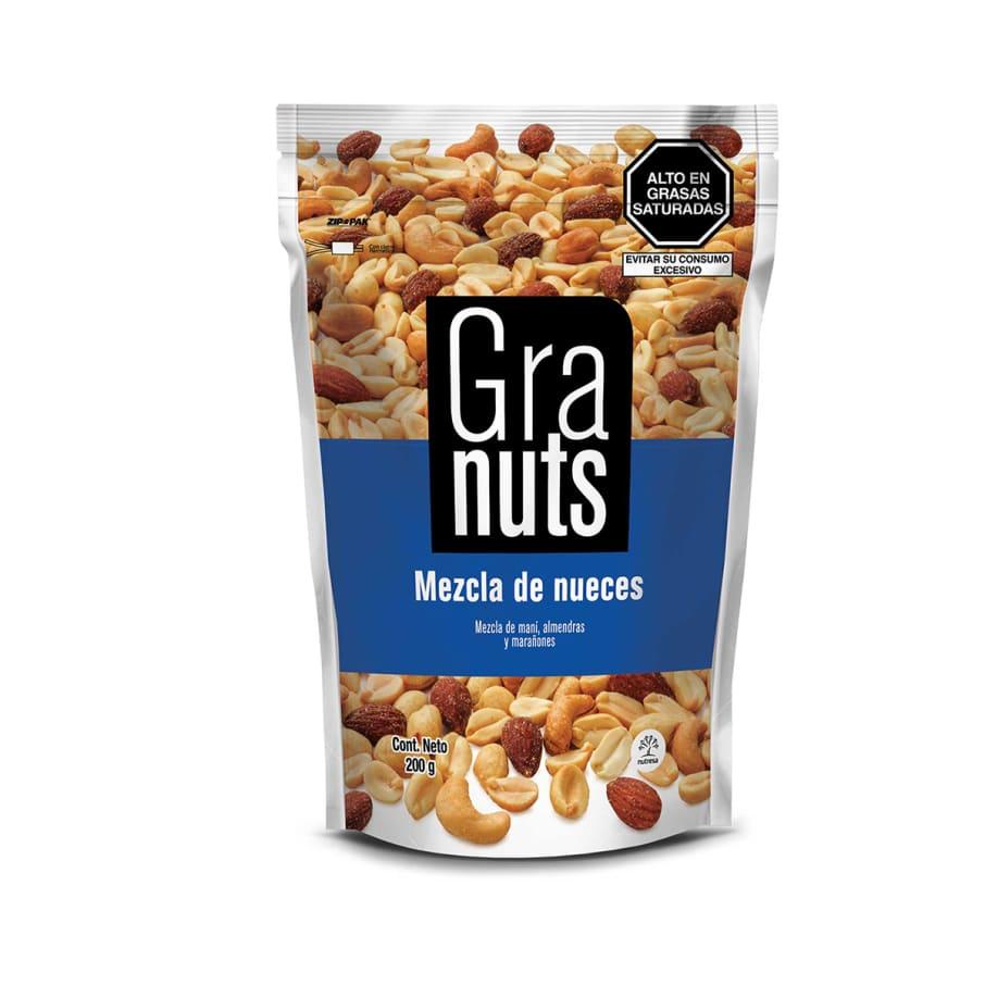 Granuts Mix de Nueces 200gr