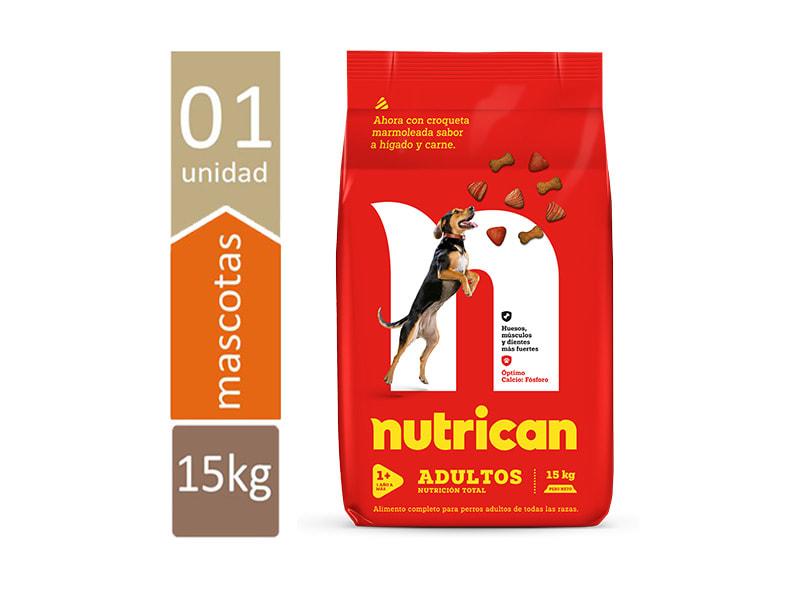 NUTRICAN ADULTO 15K + ENVIO GRATIS