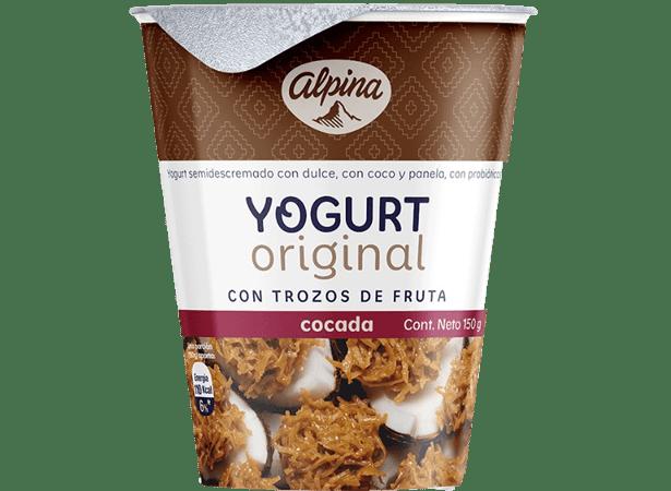 Yogurt Original Cocada Vaso 150gr