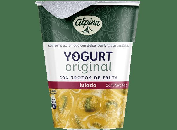 Yogurt Original Lulada Vaso 150gr