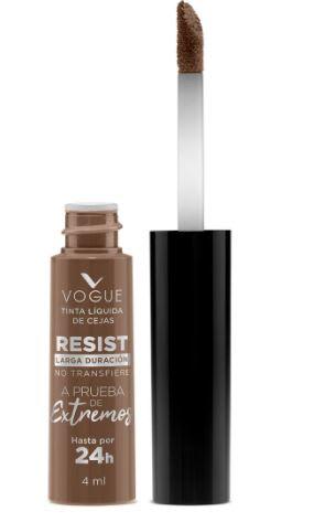 Tinta líquida de cejas Resist tono Camel Vogue