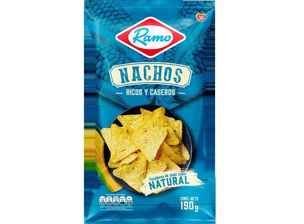 Nachos Ramo Natural X 190 gr