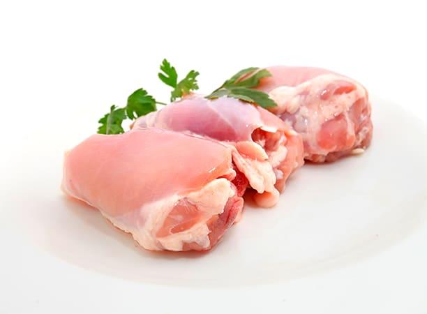 Filete de Pierna Sin Piel fresca