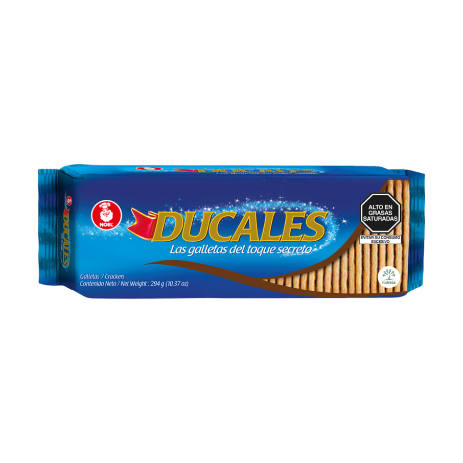 Ducales Crackers Taco 294 gr