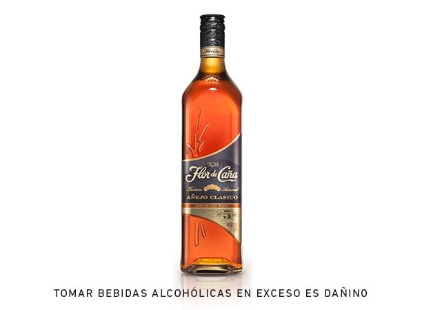 Ron Flor de Caña 5 años 750ml