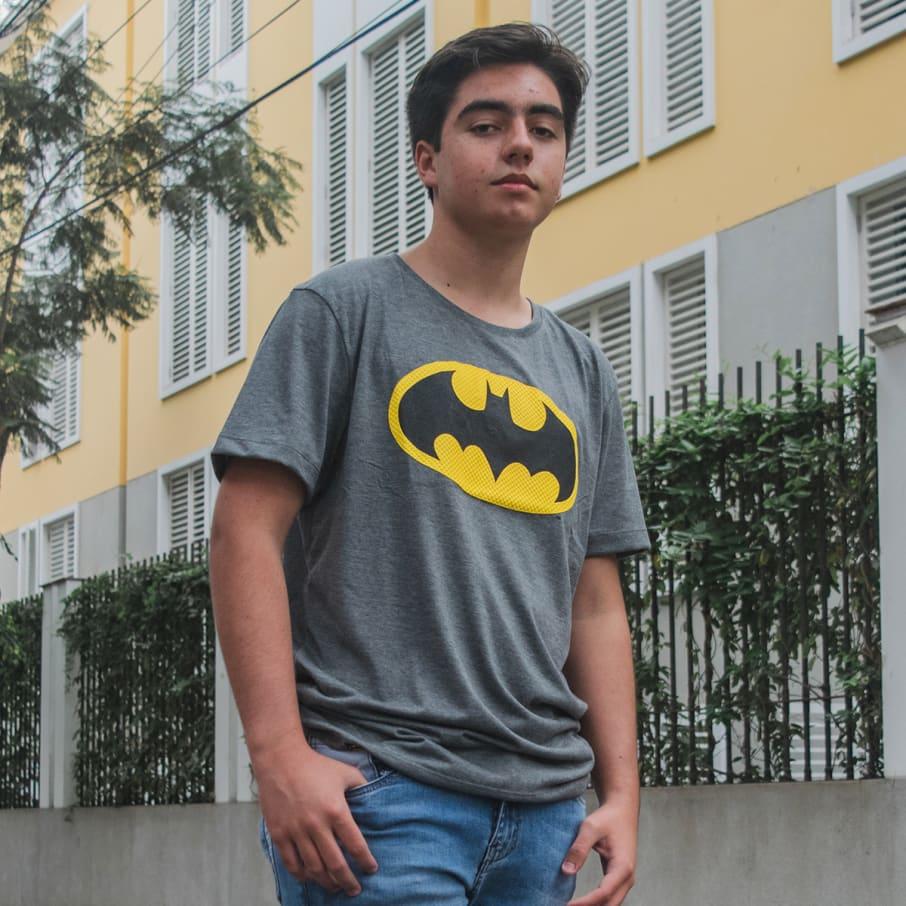 POLO HOMBRE BATMAN