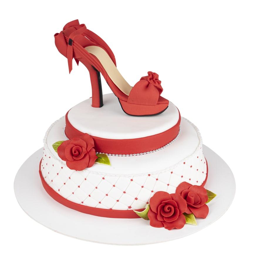 Torta Tacón Rojo (pedidos con 48h de anticipación)