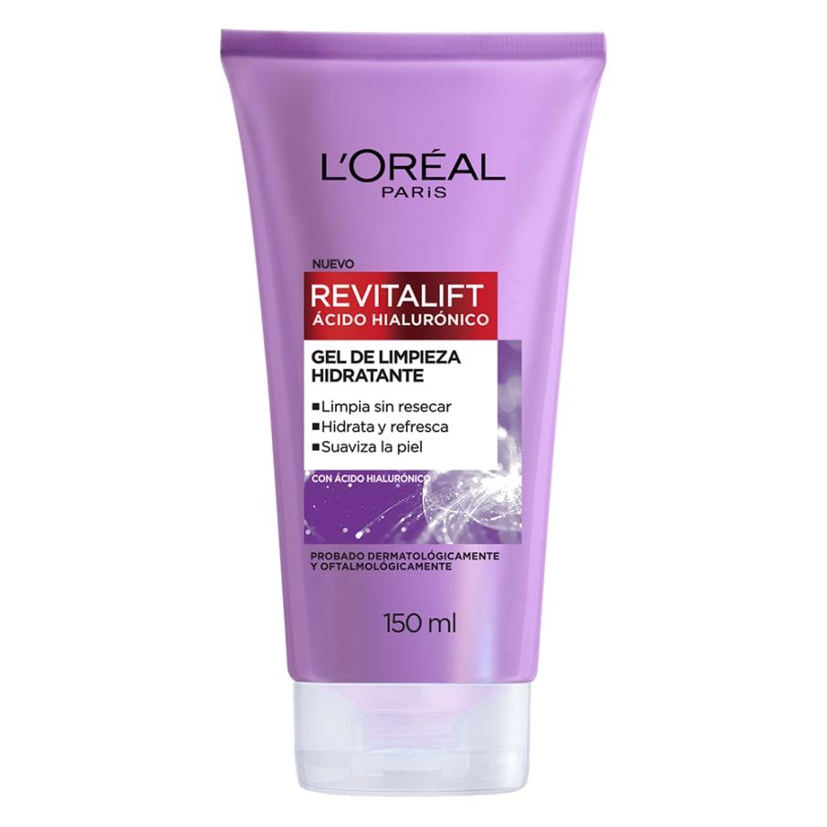 Revitalift Ácido Hialurónico Gel Limpiador L'Oréal Paris