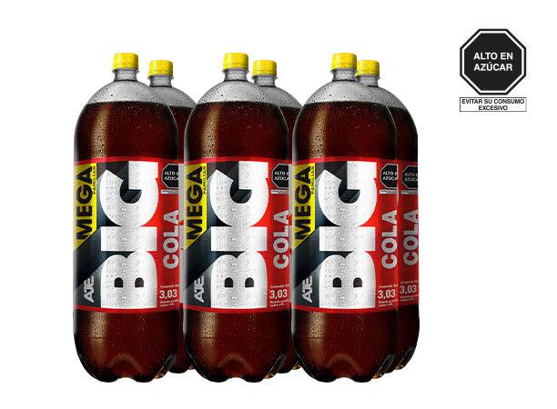 BIG Cola Mega Familiar  3.030L