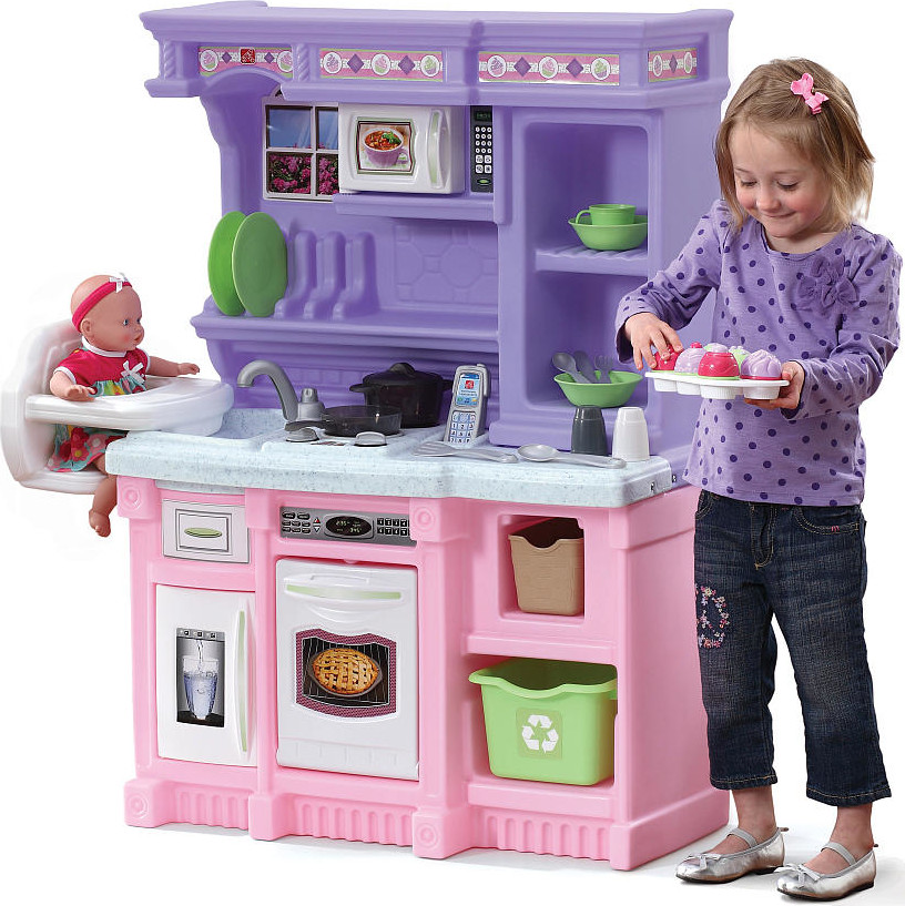 Play Kitchens On Sale: SALE Step2 Little Bakers Kitchen Kitchens Play Food