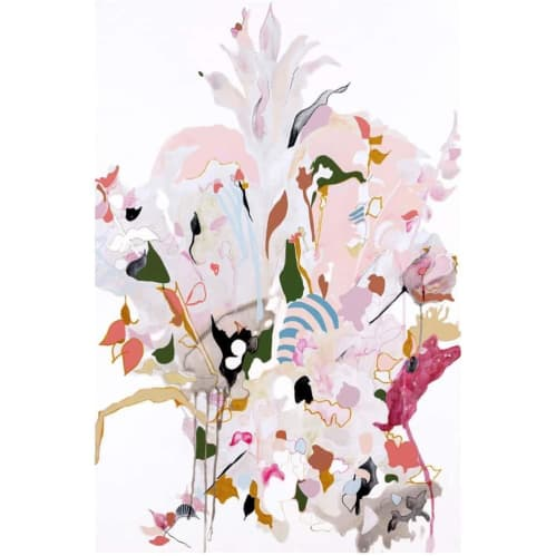 Winter Flowers - Limited Edition Print