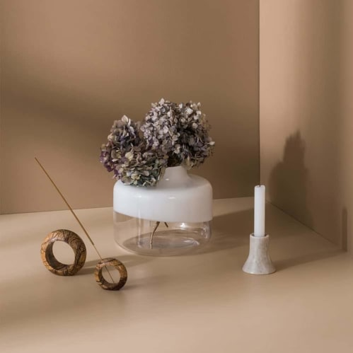 Nought Object Small - Forest Brown
