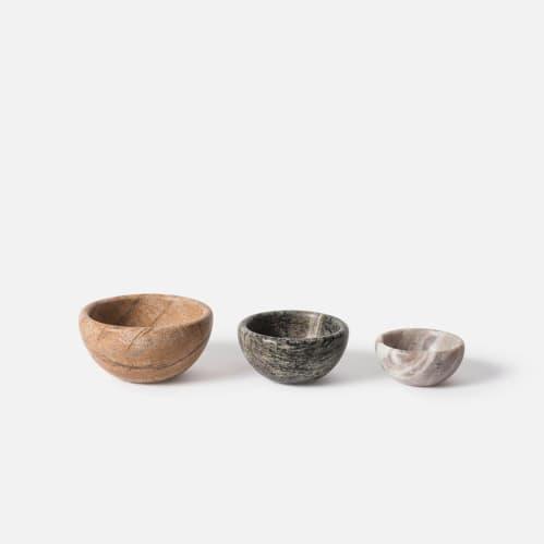 Terra Set Of 3 Nesting Bowls - Multi