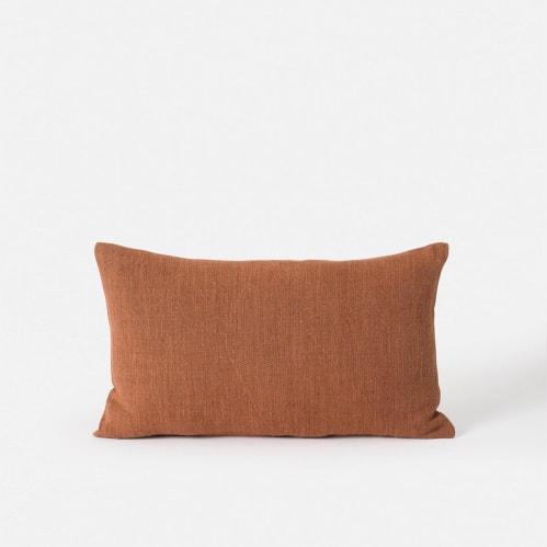 Piccolo Cushion - Mulberry / Brick