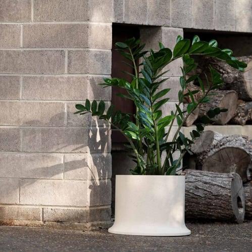 Rise Planter Large - Natural
