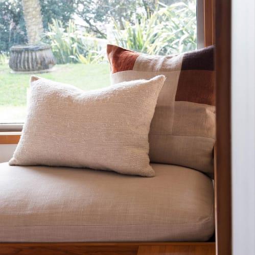 Freida Cushion - Natural
