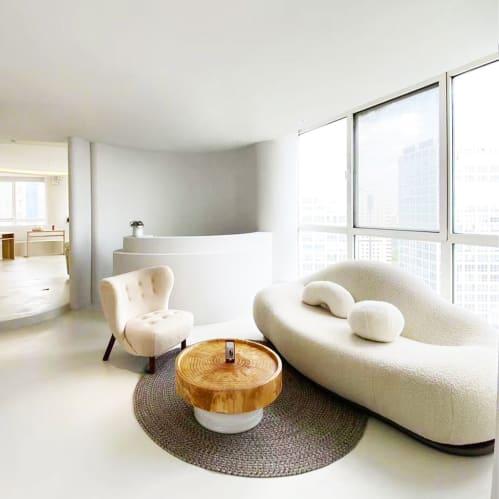 Cloud 2 Seater Sofa - Maya Cream Boucle