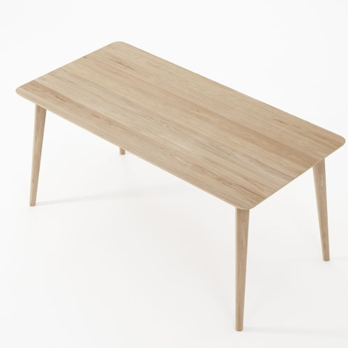 Domani Dining Table 160cm - Oak