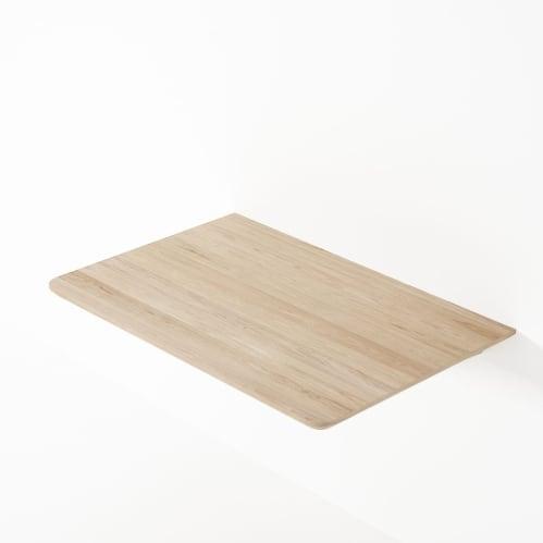 East Hanging Desk - Oak