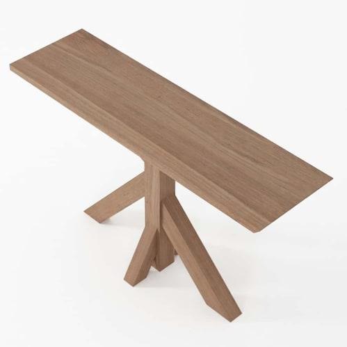 Ki Console Table Teak