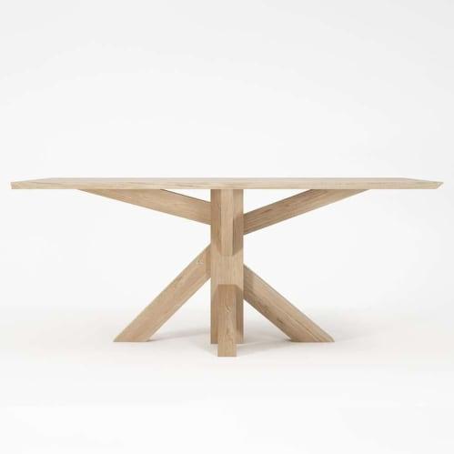 Ki Rect Dining Table 180cm Oak
