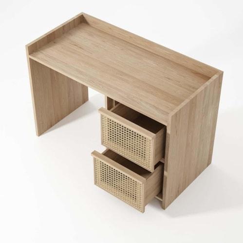 Roots Desk - Oak