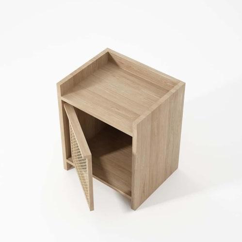 Roots Side Table - Oak