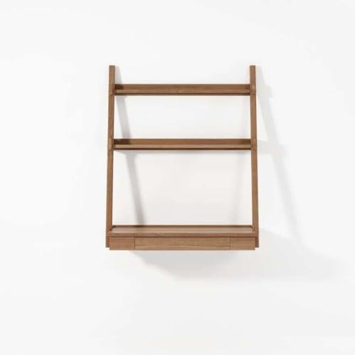 Simply City Hanging Desk - Teak