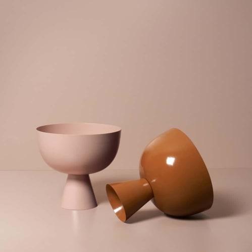 Vera Vase Large - Nutmeg