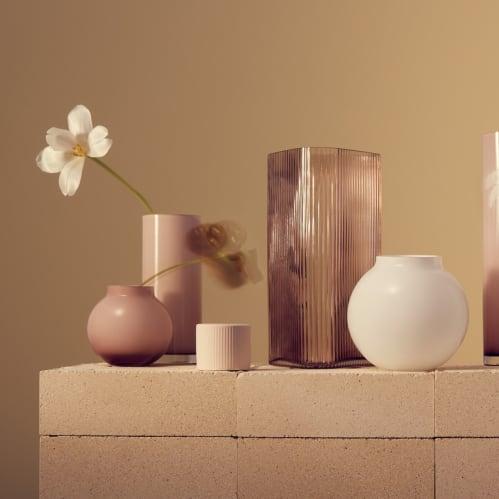 Opal Ball Vase Small - Floss