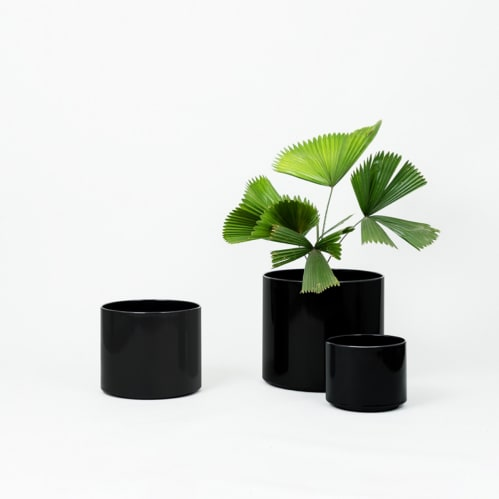 Benny Planter - Black