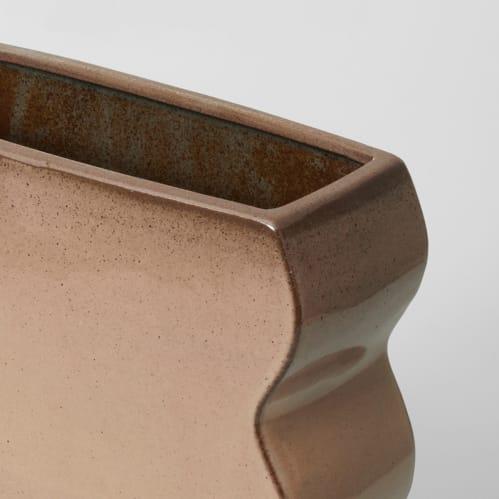 Form Vase Large - Mocha