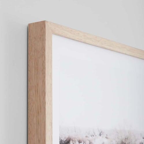 Crystal Lake Framed Print