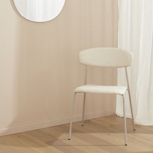 Alistair Dining Chair - Natural / Sand