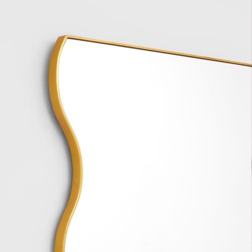 Artemis Leaner Mirror - Brass