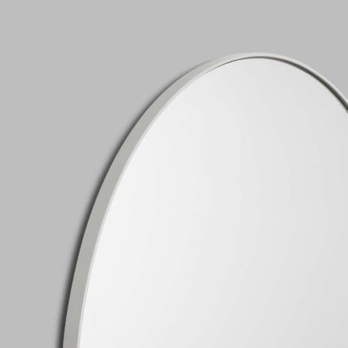 Bjorn Arch Mirror 55cm x 85cm - Dove