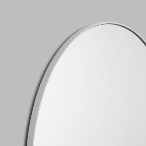 Bjorn Arch Floor Mirror Dove