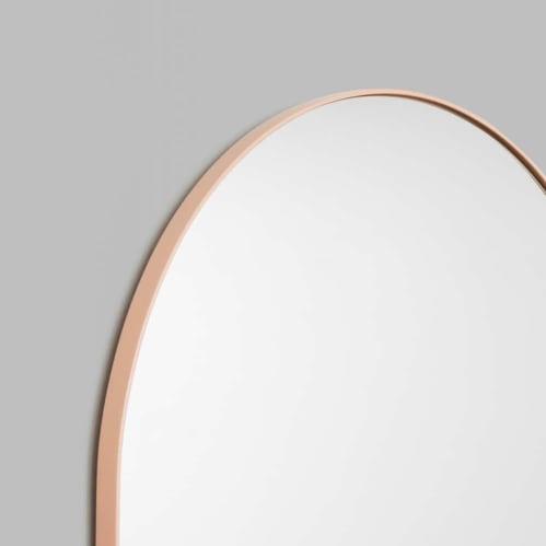 Bjorn Arch Floor Mirror Powder