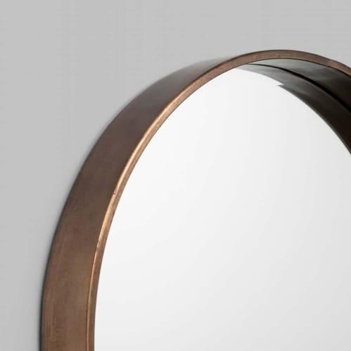 Cooper Mirror - Copper