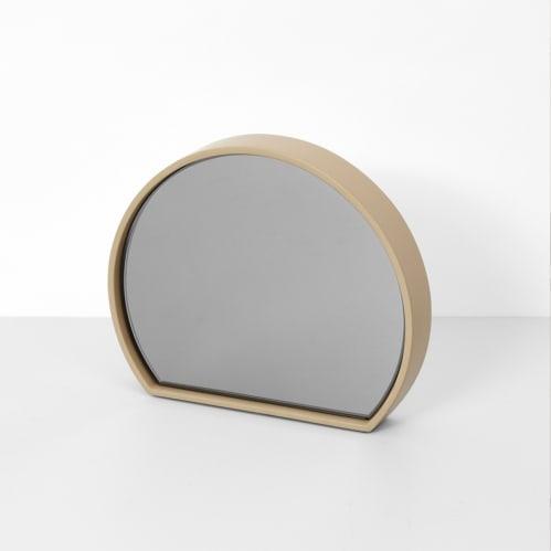 Objekt Mirror Large - Taupe