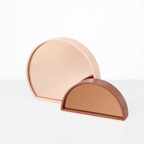 Objekt Mirror - Rust Small