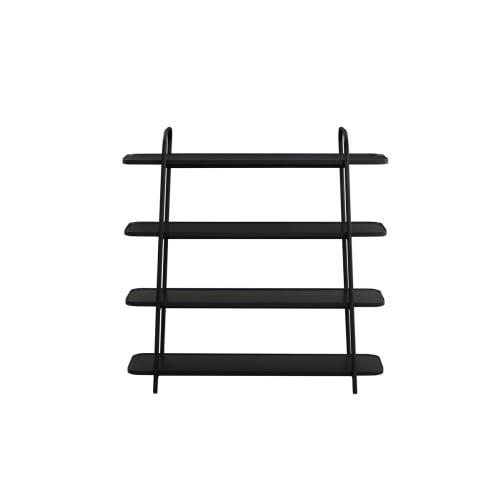 Camber Shelving Unit Large - Black
