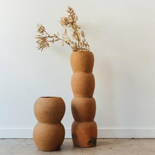 Bonnie Vase Small - Terracotta