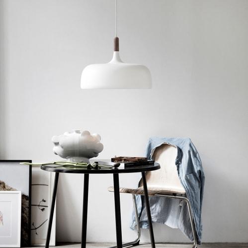 Acorn Pendant Light - Off White