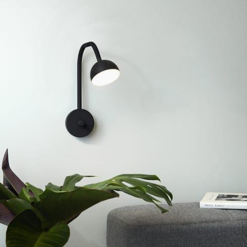 Blush Wall Light - Black