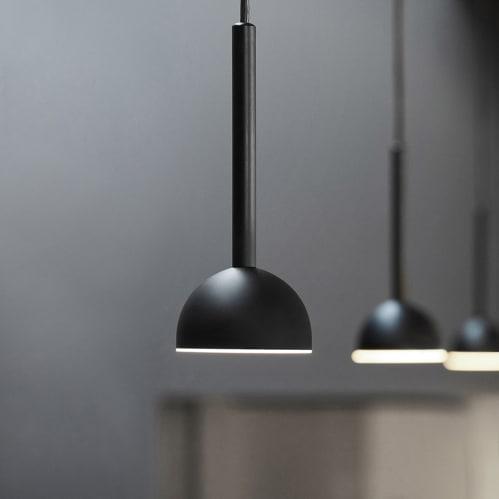 Blush Pendant Light - Black