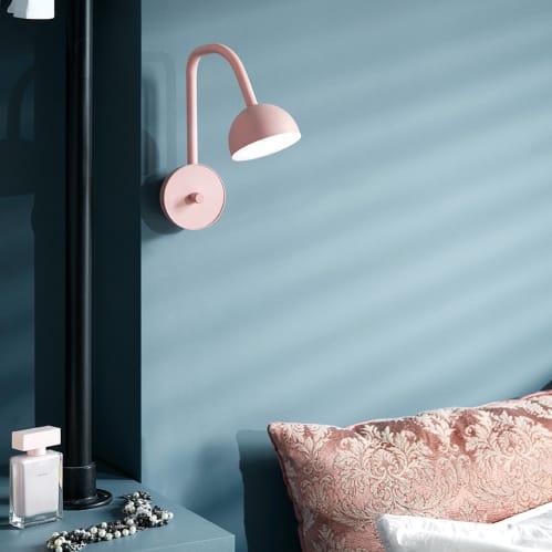 Blush Wall Light - Pink
