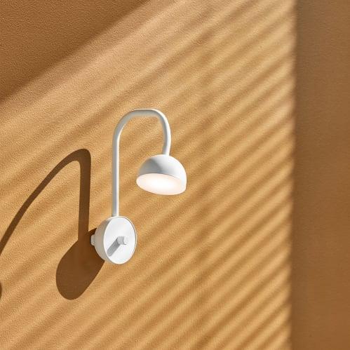 Blush Wall Light - White